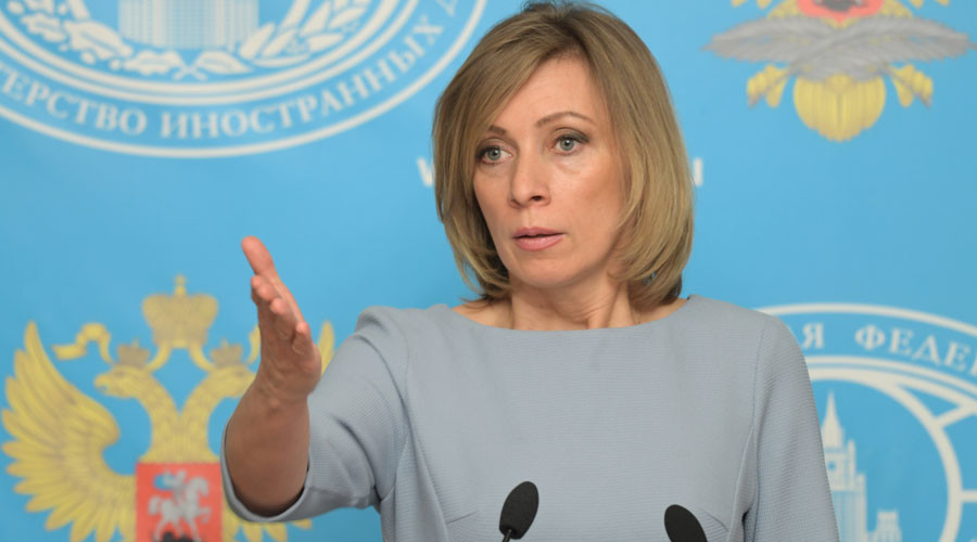 96 Russians forced to leave US over diplomat expulsion – FM spokeswoman