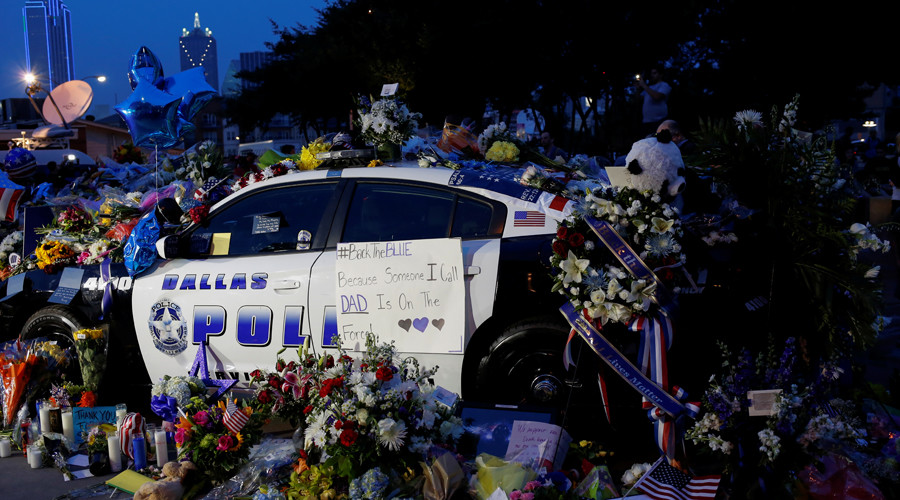 Deaths of on-duty police grew by 10% nationwide in 2016 – report
