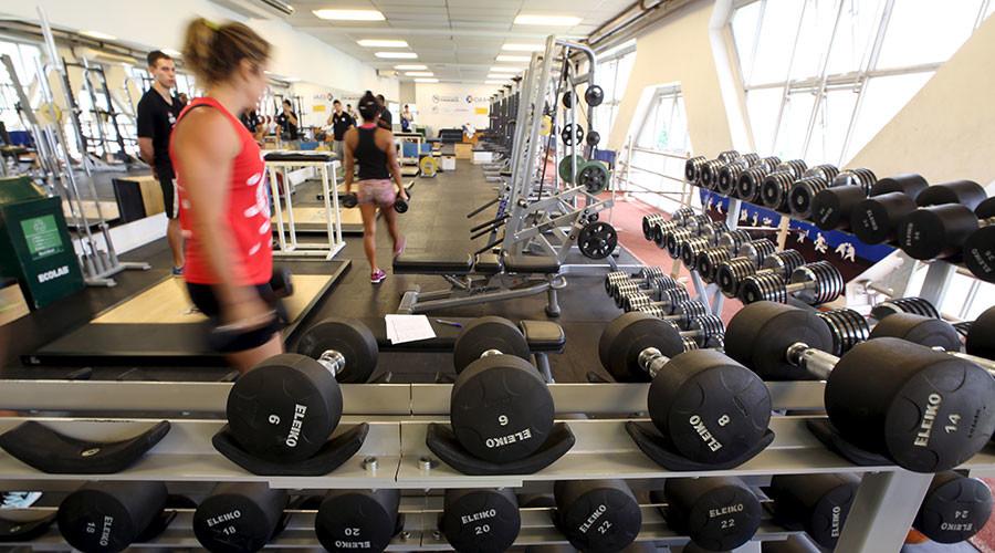 Weightlifter dies in tragic gym accident