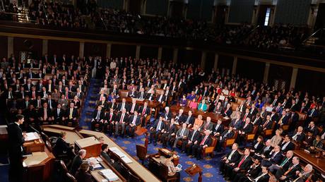 Capitol Hill in Washington  © Jonathan Ernst