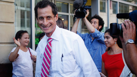 'I have a sickness': Ex-Congressman Weiner weeps, pleads guilty in 'sexting' case