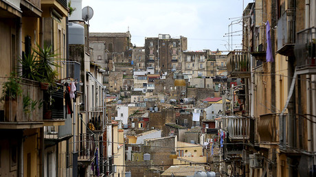 A view of Caltagirone in Sicily © Alessandro Bianchi