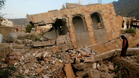 US may be complicit in Yemen 'war crimes' – HRW
