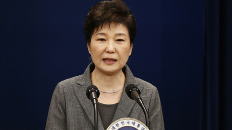 South Korean President Park Geun-Hye © Jeon Heon-Kyun