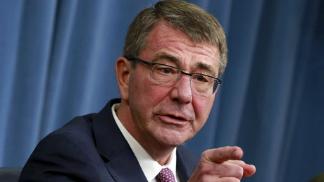 U.S. Defense Secretary Ash Carter © Yuri Gripas