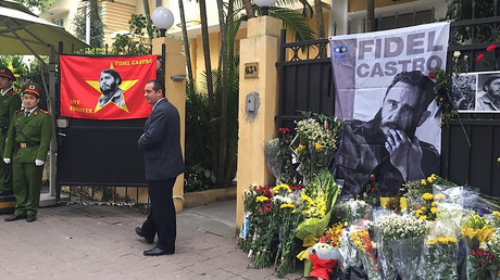 Fidel's departure shook Asia to the core