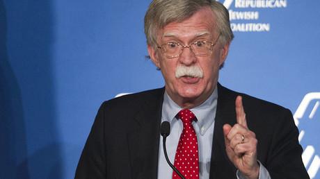 John Bolton, former U.S. ambassador to the United Nations. ©Las Vegas Sun / Steve Marcus