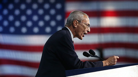 John Podesta's mails were published on WikiLeaks. © Carlos Barria