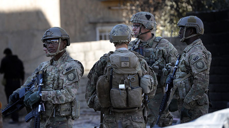 Forever war: Obama pulled troops from Iraq 5 years ago, but US military now poised to remain