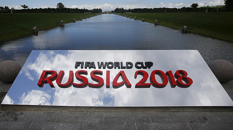 'Strip Russia' campaign aiming for World Cup 2018