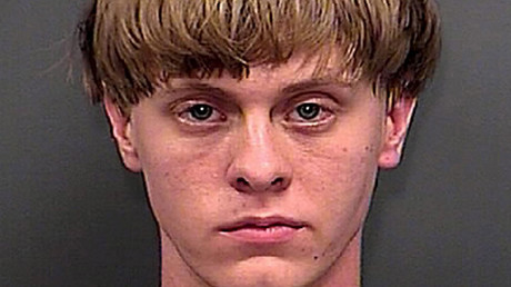 Dylann Roof is seen in this June 18, 2015 handout booking photo provided by Charleston County Sheriff's Office. ©Charleston County Sheriff's Office