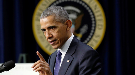 U.S. President Barack Obama. ©Yuri Gripas