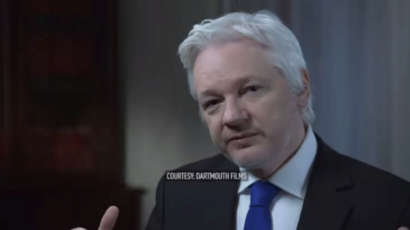 Secret World of US Election: Julian Assange talks to John Pilger