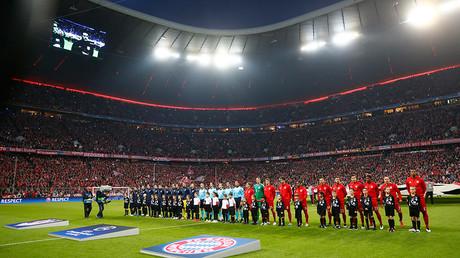 Allianz Arena, Munich © Kai Pfaffenbach