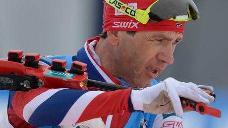 Ole Einar Bjoerndalen (Norway)  © Alexey Filippov