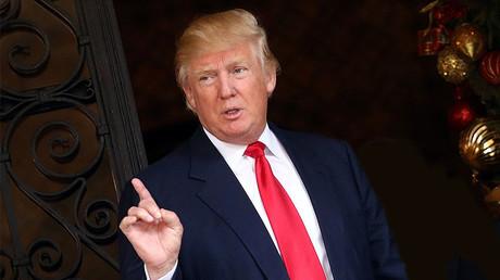 U.S. President-elect Donald Trump © Carlos Barria