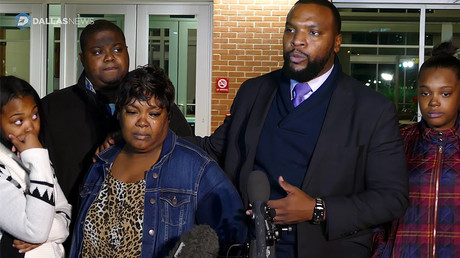 'Racism still all over it': Arrest of black mother disturbs community