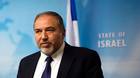Israeli Defense Minister Avigdor Lieberman. © Ronen Zvulun