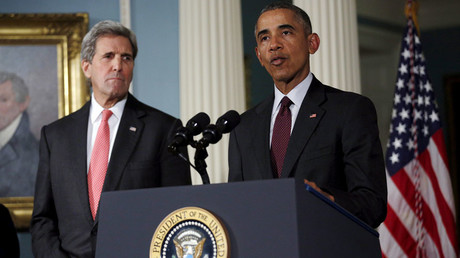 Obama administration legacy: 'Iran nuclear deal was a positive step, but no thanks to Kerry'