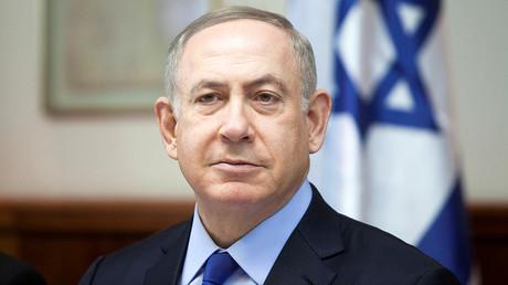 Israeli Prime Minister Benjamin Netanyahu © Dan Balilty