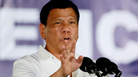 Philippine Rodrigo Duterte  © Erik de Castro