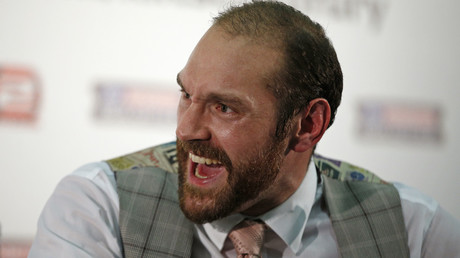 Tyson Fury © Andrew Couldridge