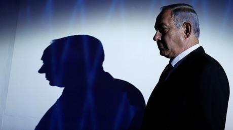 Israeli Prime Minister Benjamin Netanyahu © Amir Cohen