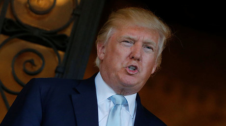 U.S. President-elect Donald Trump. ©Jonathan Ernst