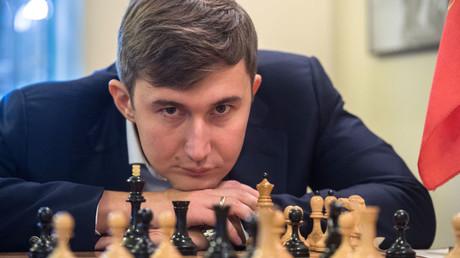 Sergey Karjakin © Sergey Guneev