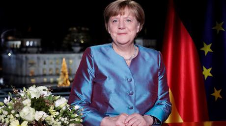 German Chancellor Angela Merkel © Markus Schreiber