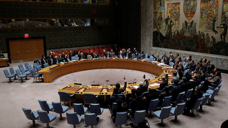 The United Nations Security Council  © Andrew Kelly