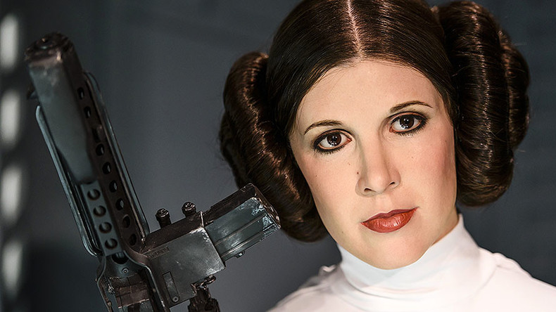 Petition to crown Star Wars hero Leia official Disney Princess hits ...