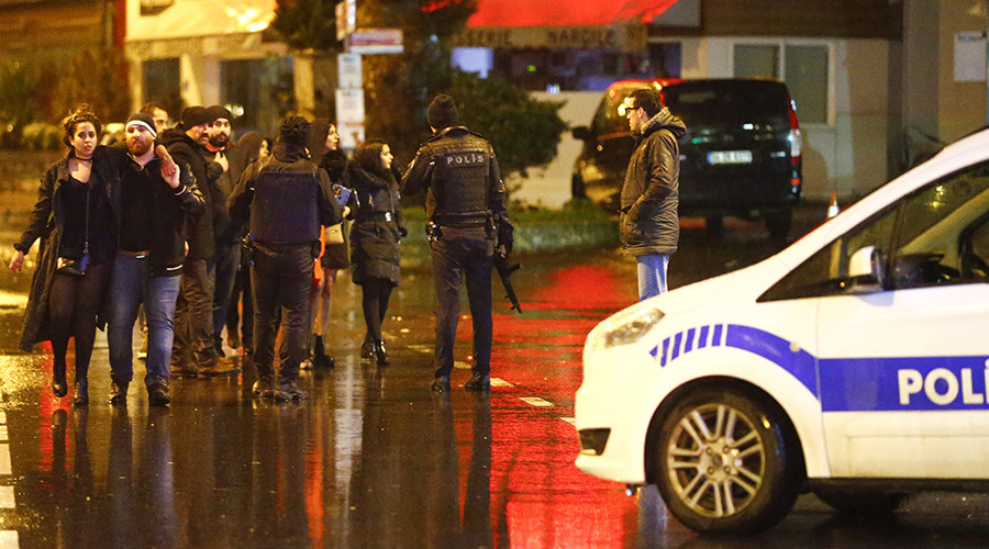 'Soaked in blood': Istanbul club attack survivors share terrifying accounts of shooting & stampede