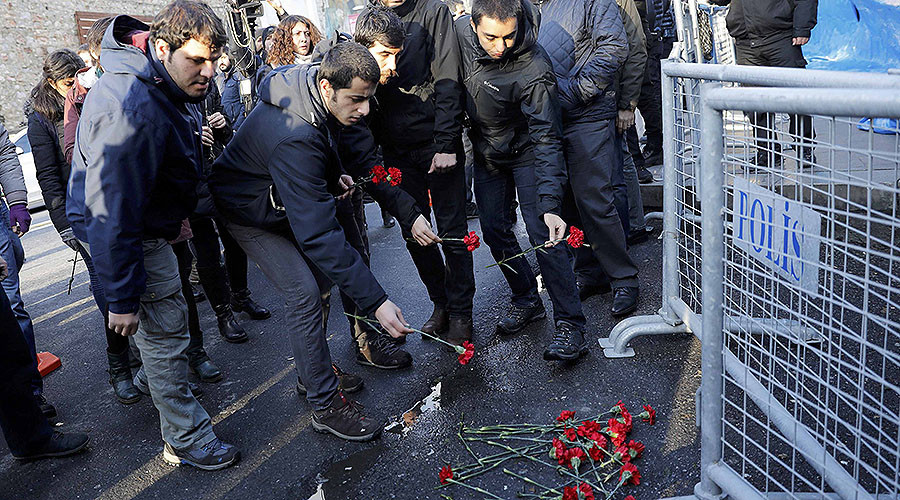 People from over 10 countries among Istanbul nightclub attack victims