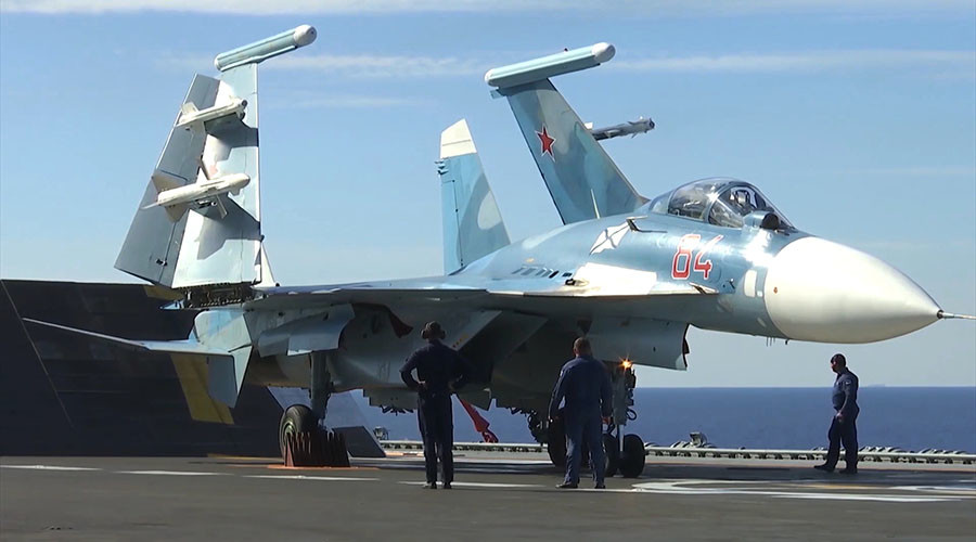Russia developing carrier-based drones, will get 100 new Navy aircraft by 2020 – military
