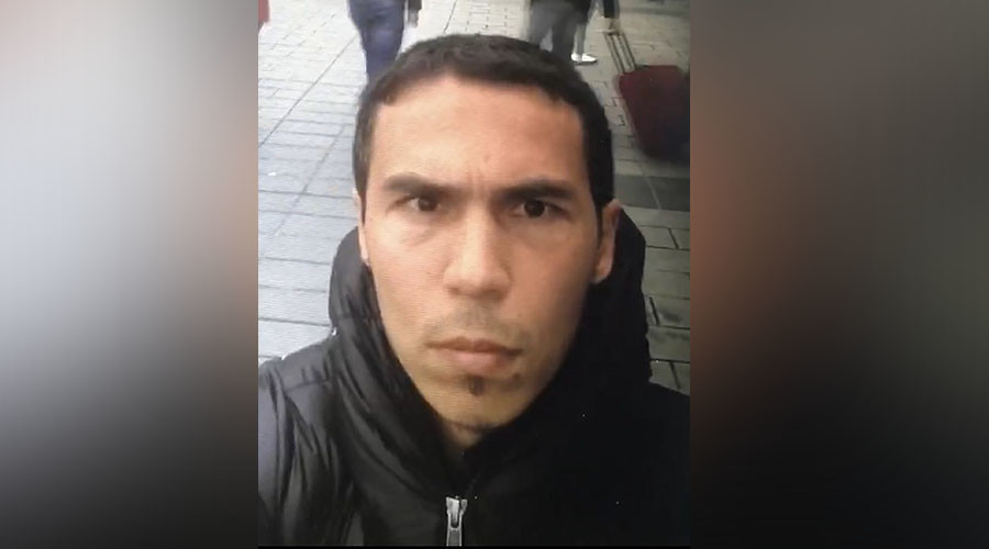 'Video selfie' of Istanbul attack suspect circulates in media