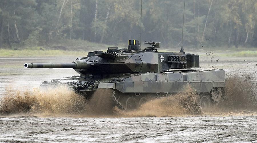 'We invented the tank!' British pride sank German arms deal
