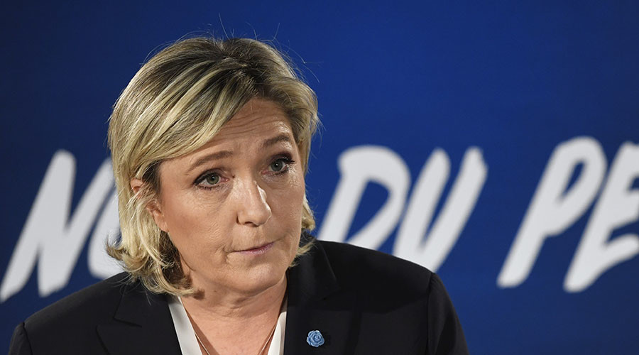 5-yr Ukraine ban proposed for Le Pen after her 'no illegal annexation' comment on Crimea