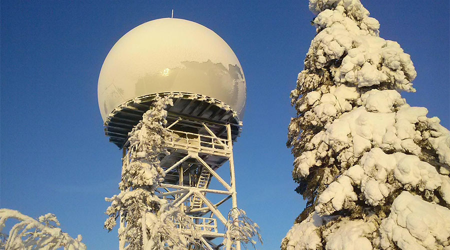 Russia deploys Arctic radar array on Wrangel Island