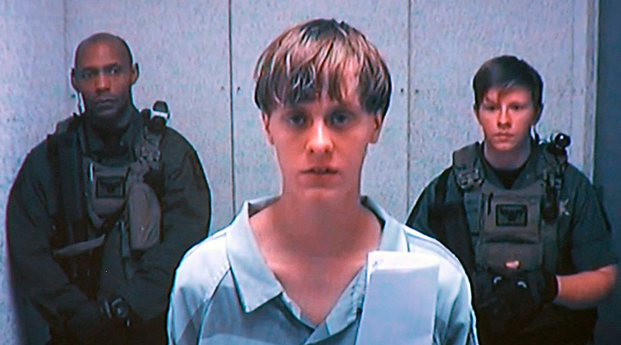 'Nothing wrong with me': Dylann Roof makes no apology in address to jury