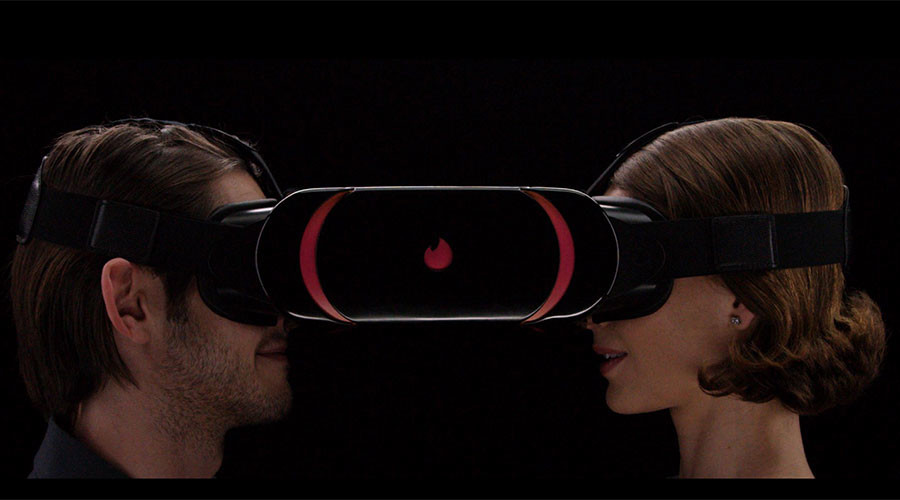 Tinder introduces 'dating' Virtual Reality headset for two