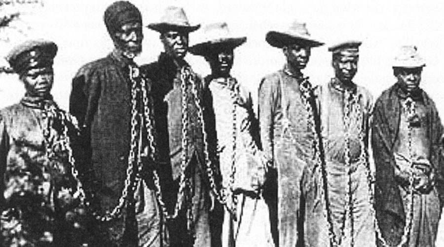 Germany sued in US for massacring over 100K people in Namibia in early 1900s