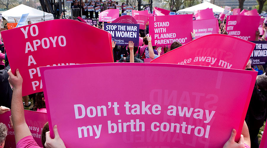 Stray Republicans may stop bill to repeal Obamacare, defund Planned Parenthood