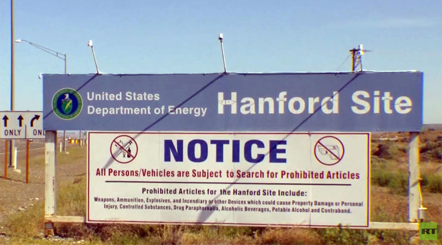 Radioactive contamination spreading in shuttered Hanford Site nuclear plant