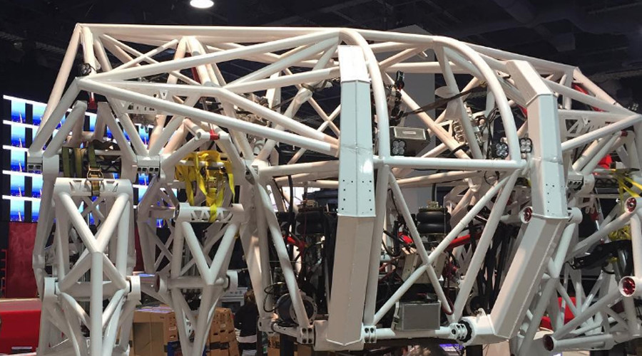3,500kg robot to carry human 'pilots' in 'ex-bionic racing league' (PHOTOS, VIDEO)