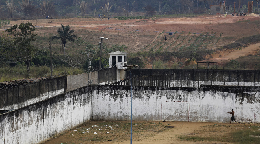 Beheaded, butchered: At least 33 killed in Brazil prison revolt