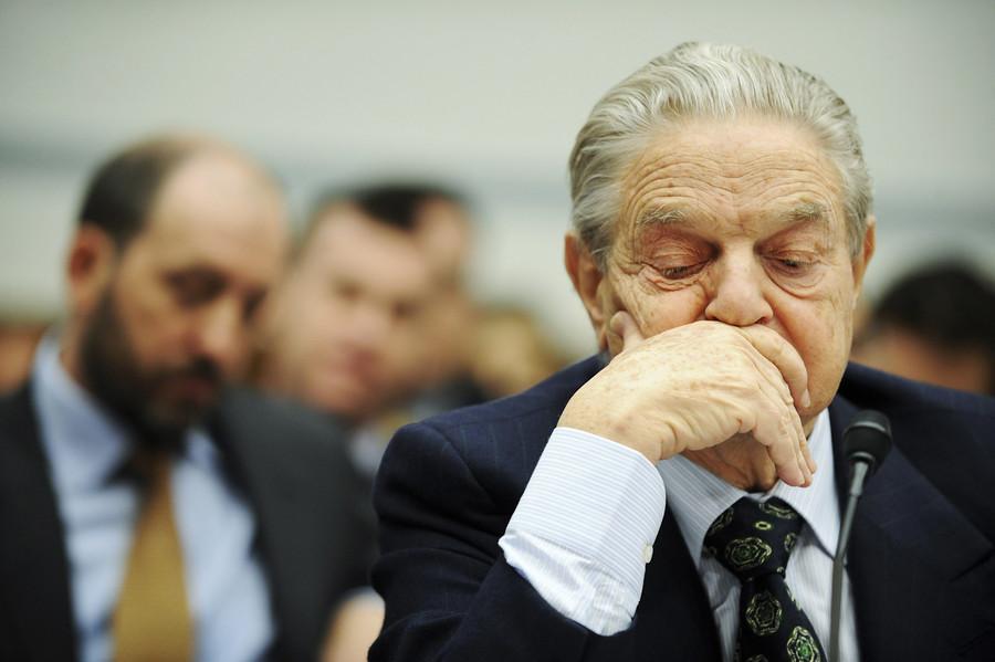 George Soros' world is falling apart – and he blames everyone but himself