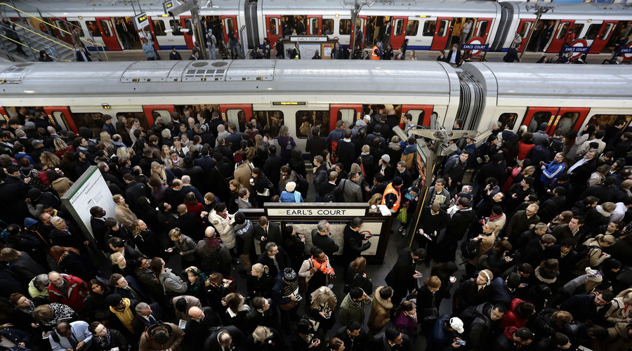 Tube strike set to go ahead after talks collapse in London