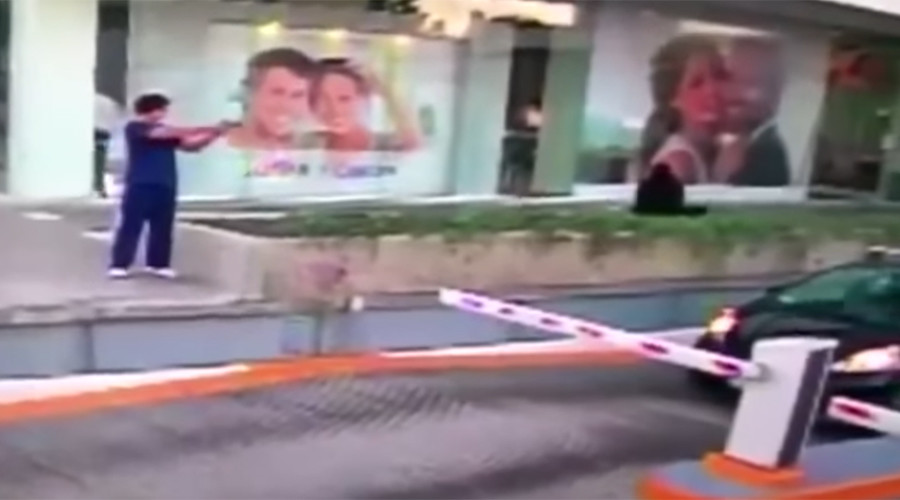 Attempted assassination of US consular official in Mexico caught on tape (VIDEOS)