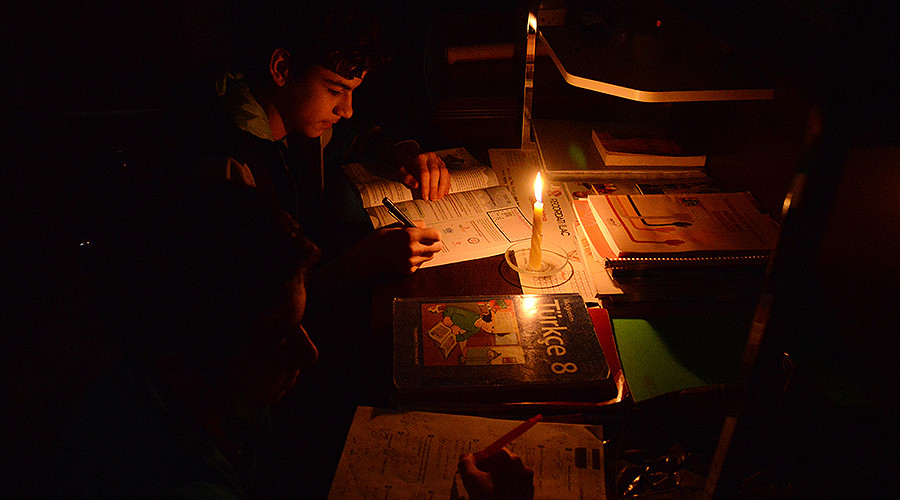 Turkey blames sabotage, cyberattacks from US soil for power cuts